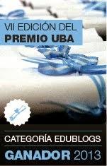 """Blog Ganador """"Premios UBA 2013"""""""