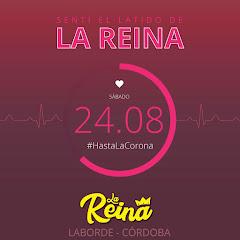"""""""LA REINA"""" - DISCO TROPICAL - LABORDE - SÁBADO 24"""
