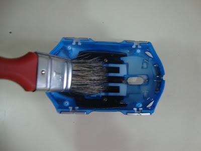 Mouse Optico Limpieza