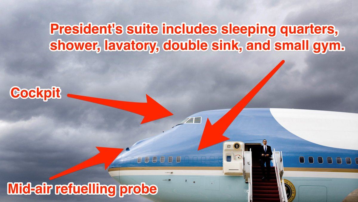 Top Air Force One Presidential Suite Images For Pinterest Tattoos