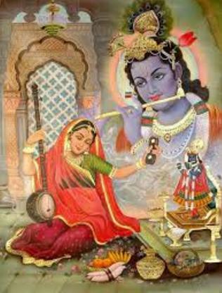 Happy Mirabai Jayanti