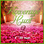Flowerage Hunt 2 starts 1 May