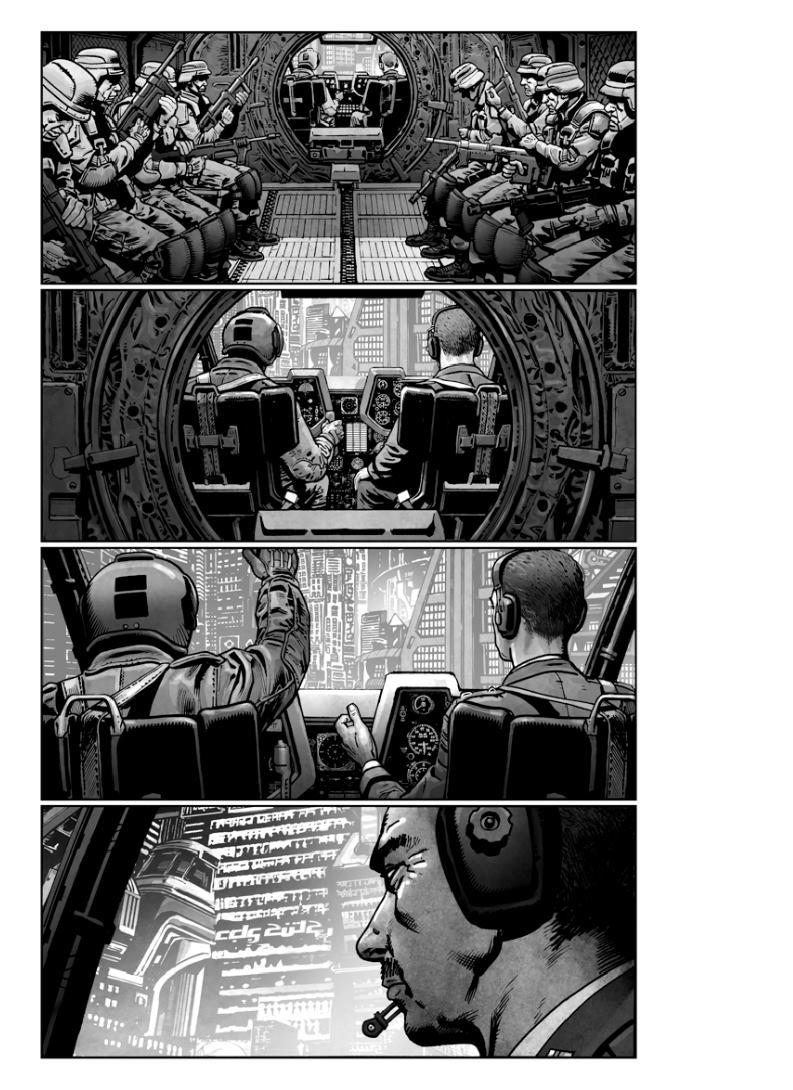 Akira%2Bchopper%2Binterior Akira Storyboards Showing Tetsuo Posted Online