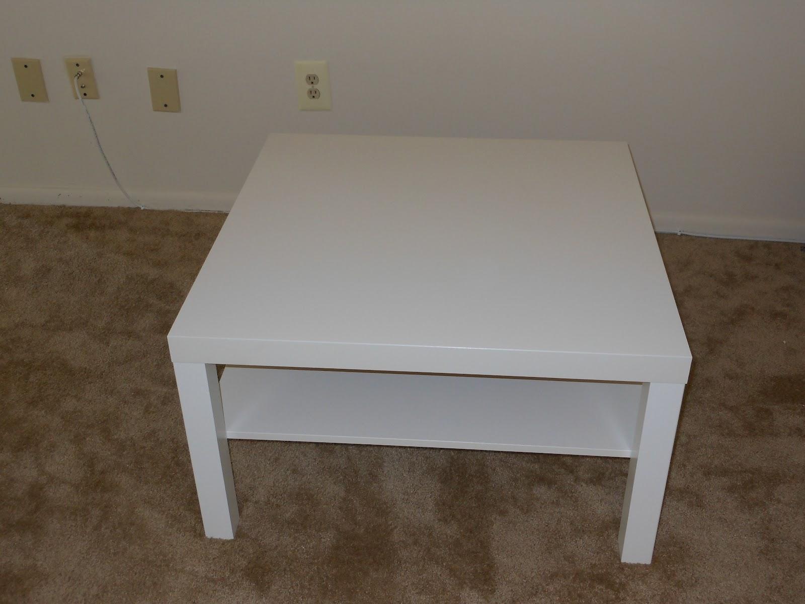 decor dilettante ikea lack coffee table re do. Black Bedroom Furniture Sets. Home Design Ideas