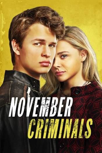 Criminosos de Novembro Torrent – WEB-DL 720p Legendado