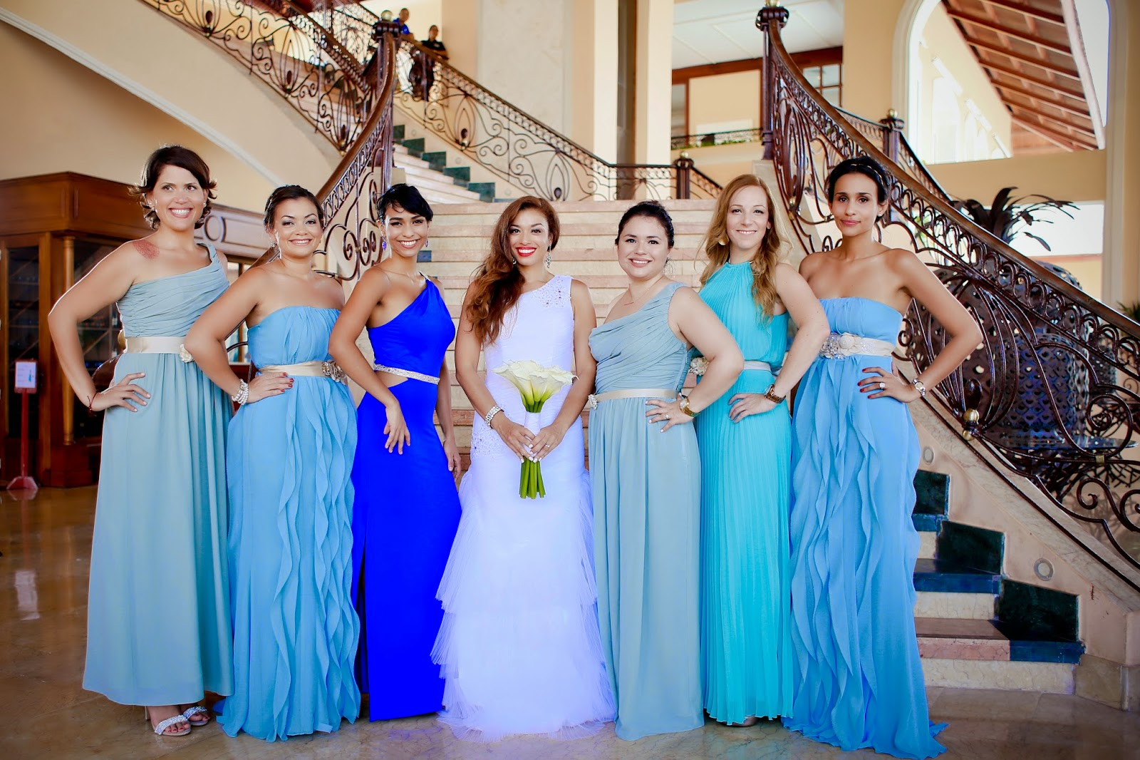 Bridesmaids dresses ombrellifo Gallery