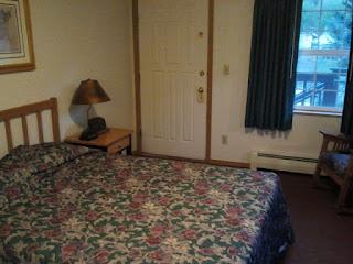 Harborview Hotel Room