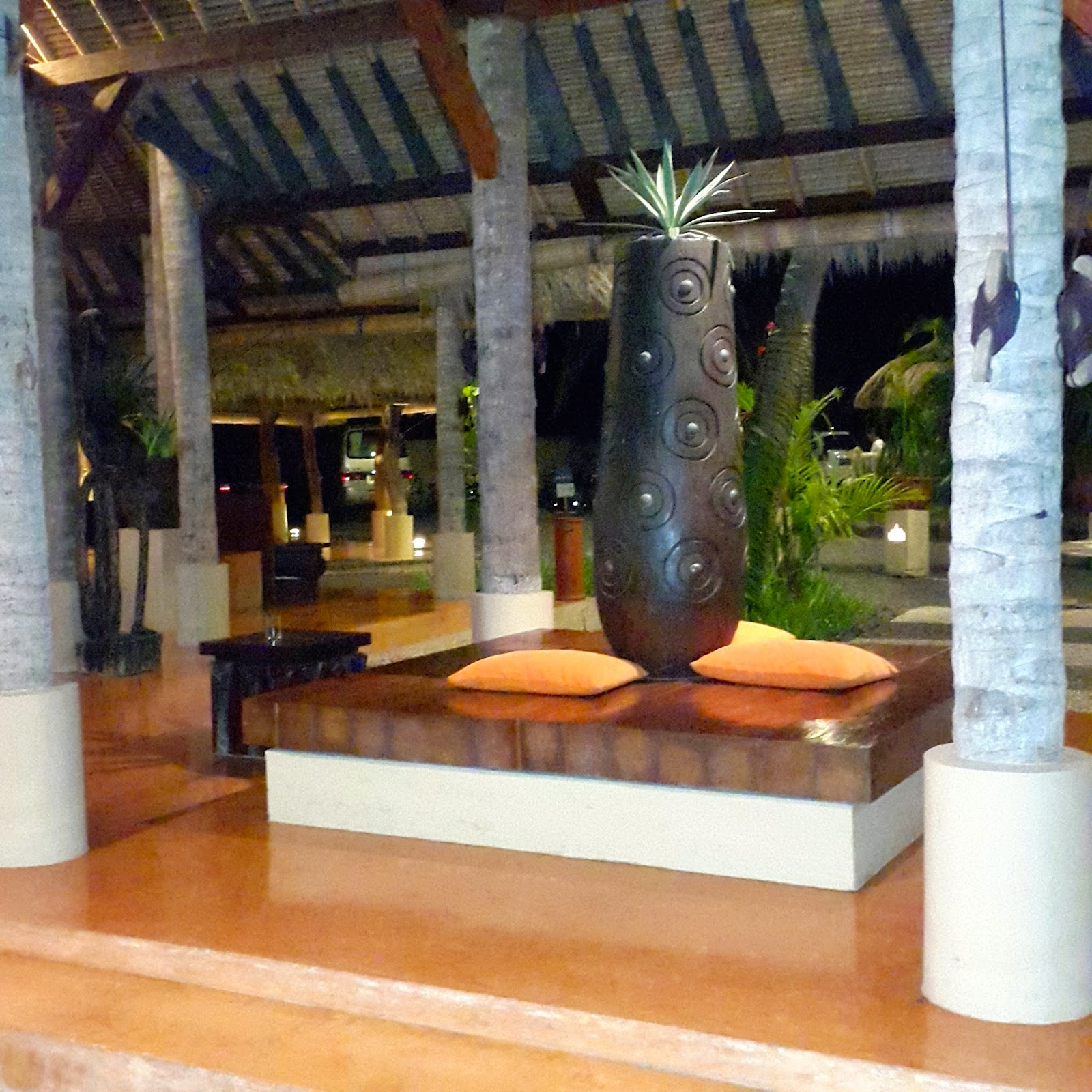Novotel Lombok Resort Lobby Indonesia