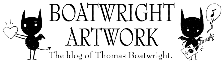 Boatwright Artwork