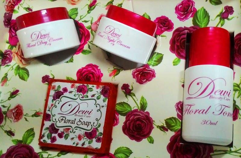 Kulit Wajah Putih Bersih Dengan Dewi Beauty Care