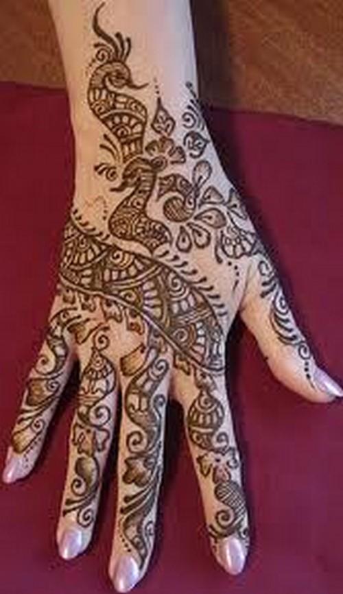 Bridal Mehndi Gallery : Fashion gallery mehndi designs