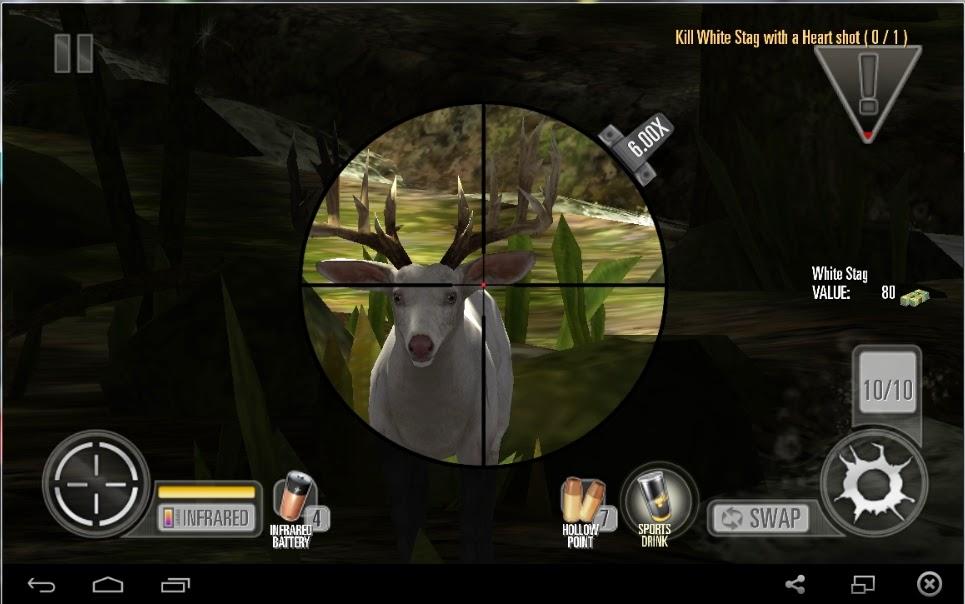 deer hunter 2014 hack mod apk download