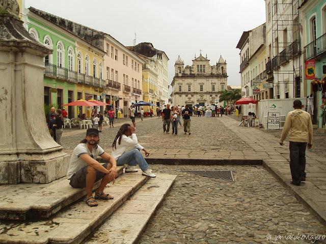 Calles Salvador de Bahia