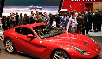 Gambar Mobil Mewah Sport Geneva Auto Show 2012
