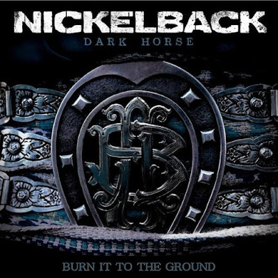 Nickelback - Burn It To The Ground Lyrics