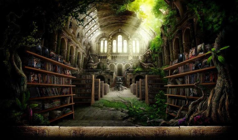 Chez le Bibliothécaire