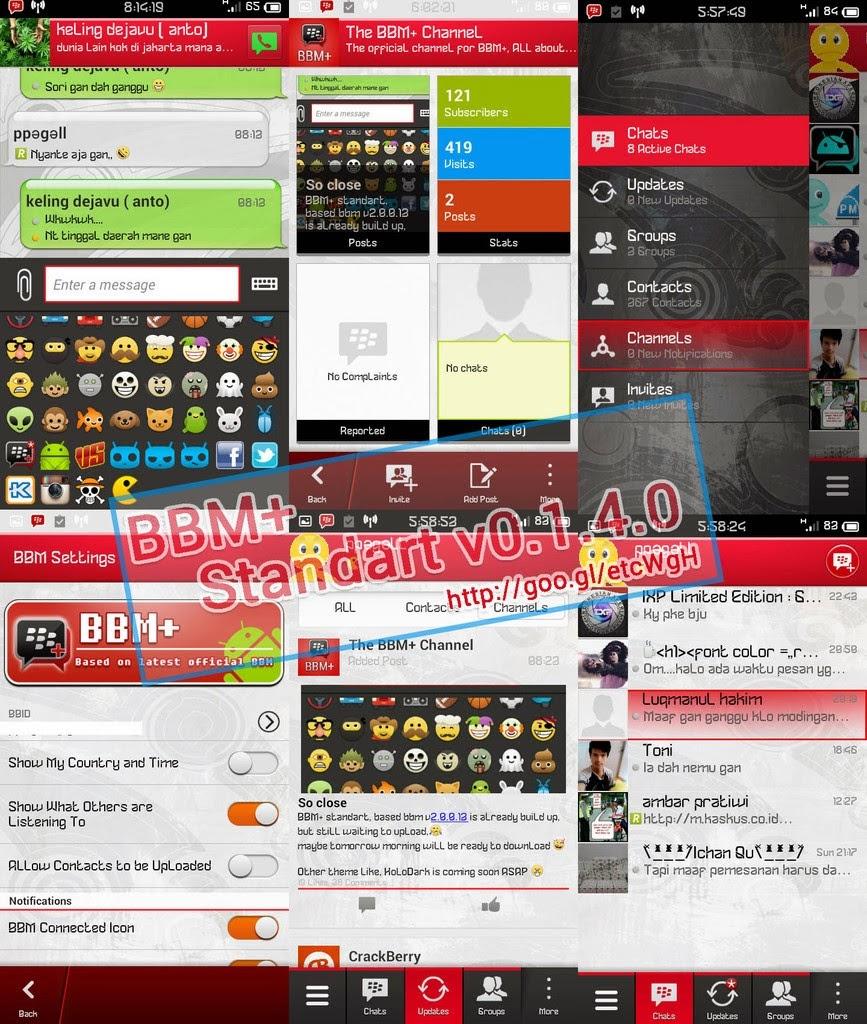 Download BBM+ APK Dan Mod Terbaru