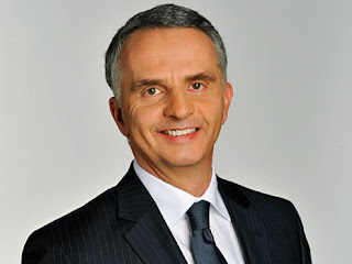 Didier Burkhalter-Member of the Swiss Federal Council