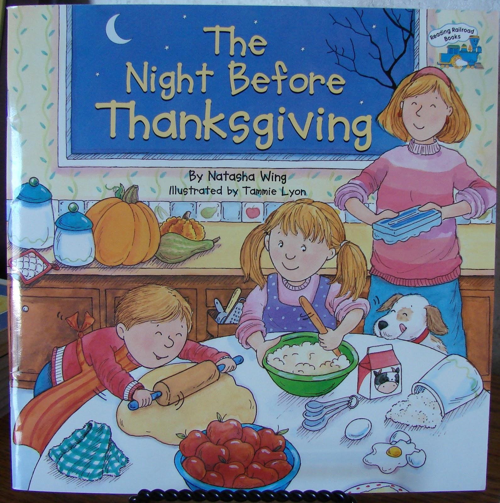 Color My World: Thanksgiving Books for Children