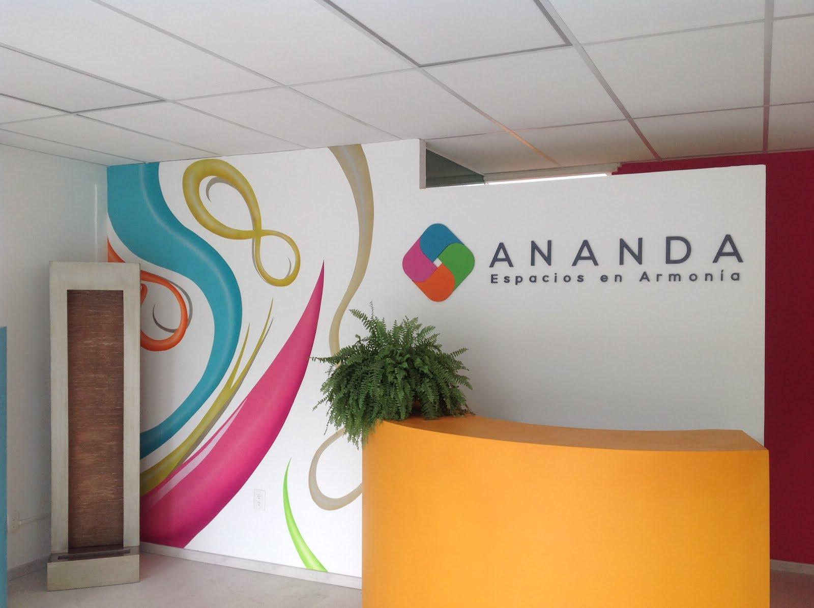 MURAL DECORATIVO-  ANANDA