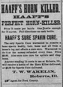 T. W. Wakelin 1889 Ad