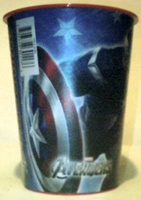 Marvel Avengers Captain America cup #2