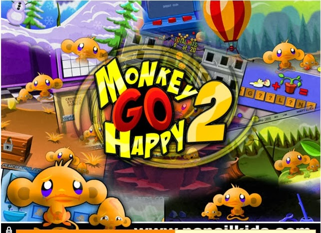 monkey go happy 10 walkthrough