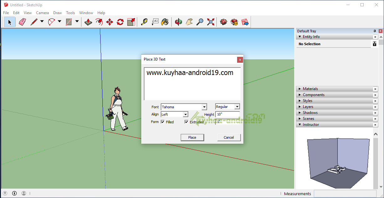 Google sketchup pro 6 plus crack full version for windows 7