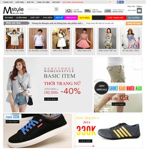 Template blogspot bán hàng