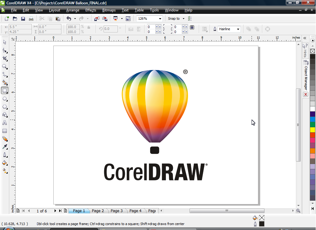 corel draw photoshop free  software