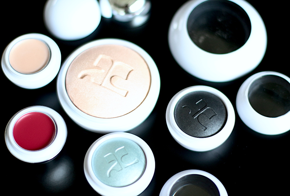 estee lauder courreges maquillage avis test swatches