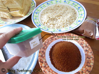mixed_brown_sugar_and_cinnamon_for_Bagelen_topping_variation