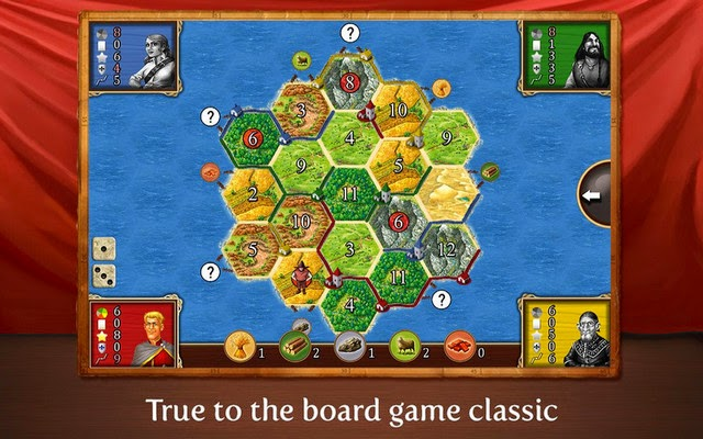 Catan android screenshot2