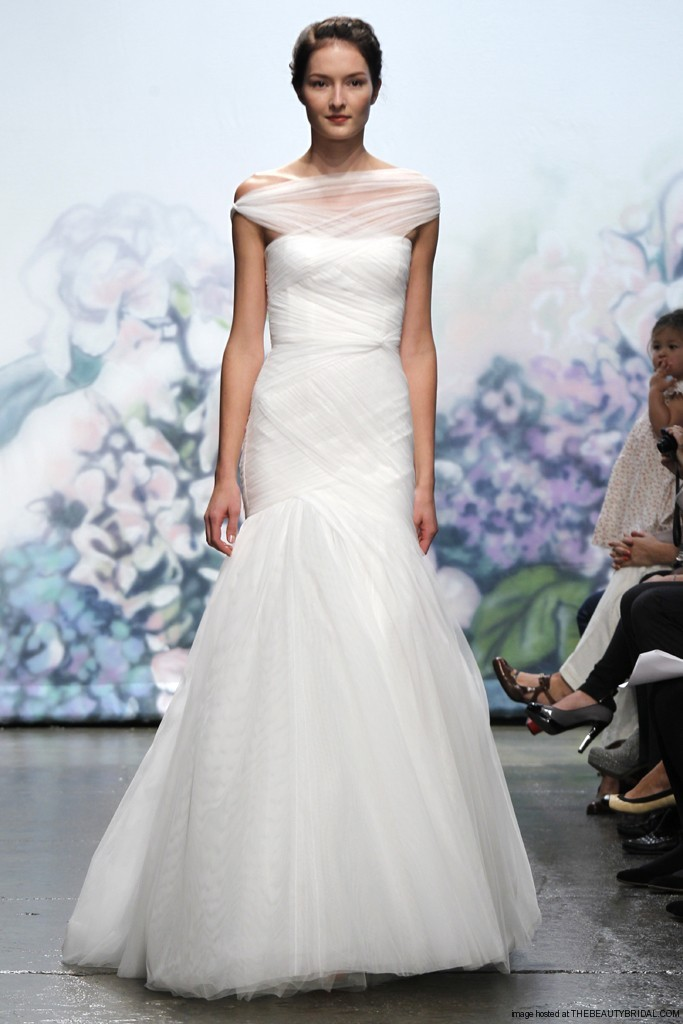 The gown most requested at destination weddings most specifically beach