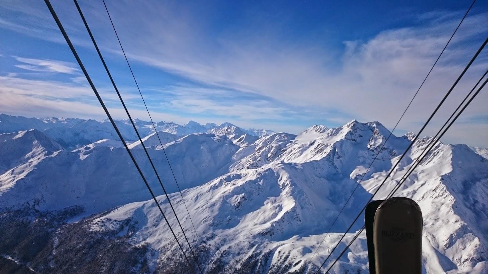 wyciąg grawand, italy, mountain, góry widoki,snow śnieg, blogger, inspirations, Italy snow ski, narty w maso corto