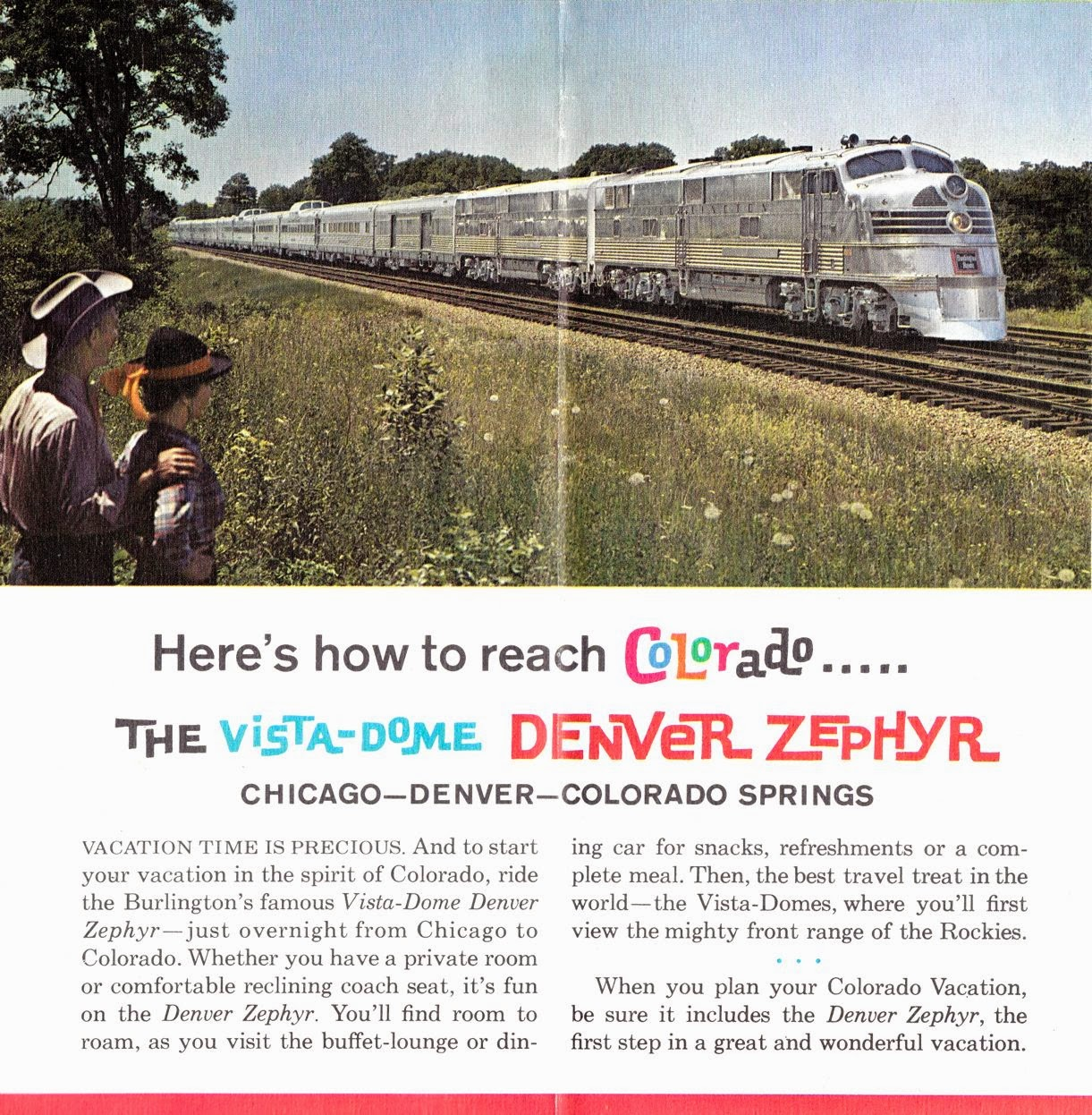 Denver Zephyrs: And Everything Else Too: Colorful Colorado