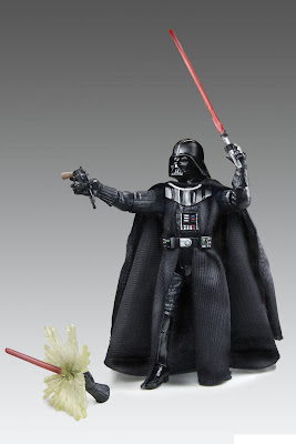 "Hasbro Star Wars The Black Series 3.75"" Darth Vader figure"