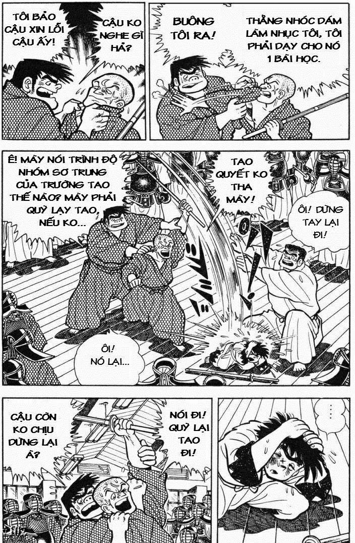 Siêu quậy Teppi chap 105 - Trang 23