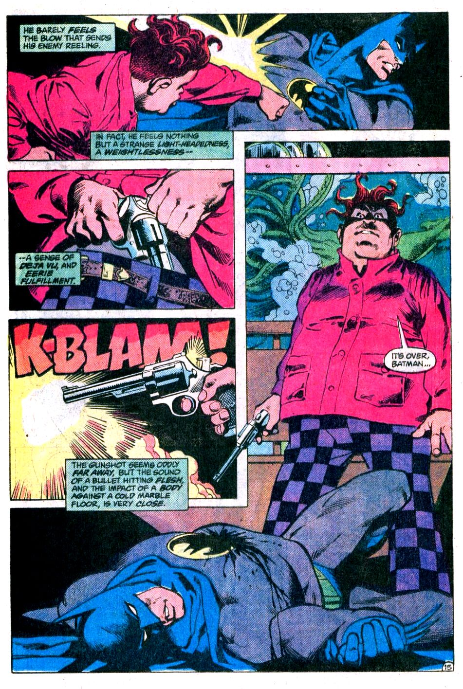 Detective Comics (1937) Issue #524 Page 16
