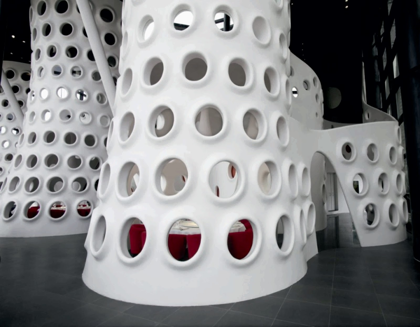 ... creativo dell'architetto attento a ricreare uno spazio molto adatto
