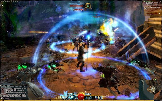 MMORPGs que trouxeram novidades para a terceira geração