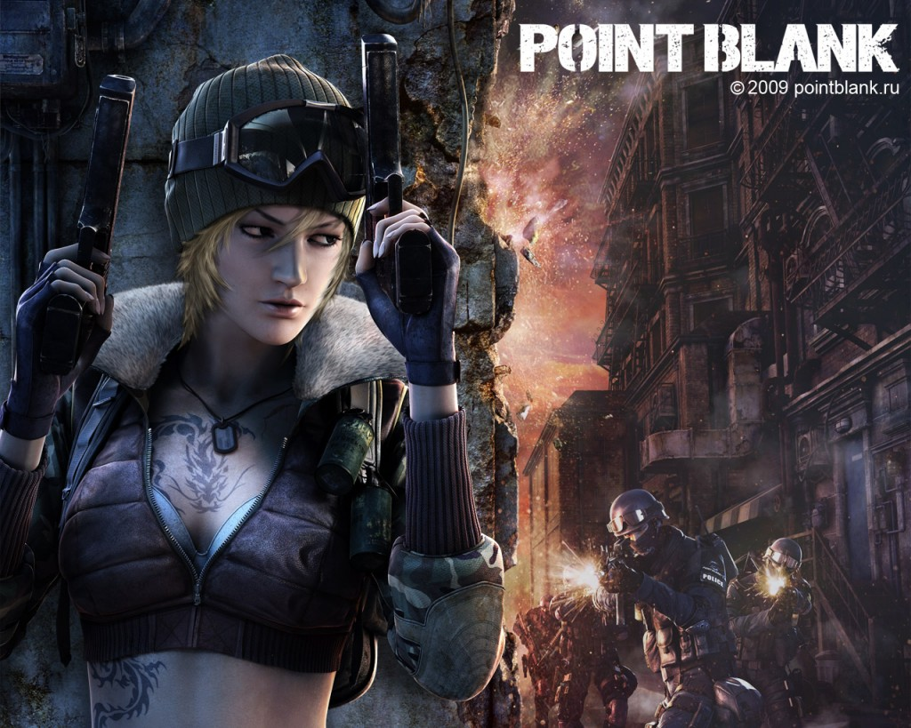 Download Game Point Blank