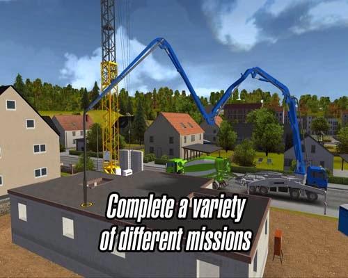Construction simulator 2014 novo na appstore para iphone for Application de construction de maison ipad