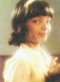 Aishwarya Rai Childhood