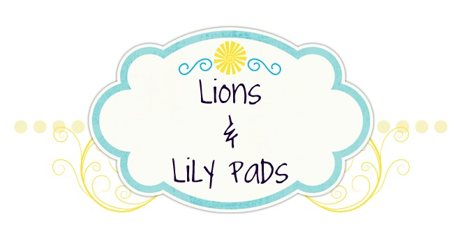 Lions & Lily Pads