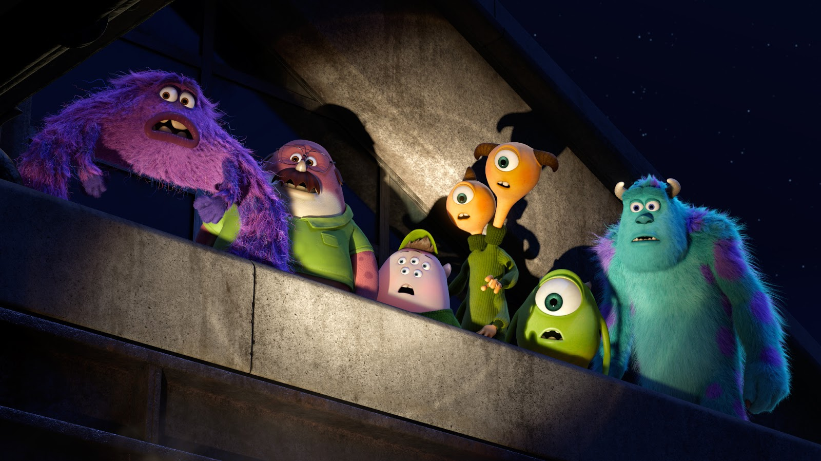 Monstruos University (Monsters University)