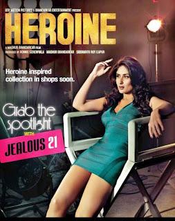 Ver online:Heroine (2012)