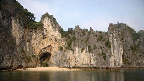 Đảo Ba trái đào - Các địa điểm leo núi  ở Miền Bắc