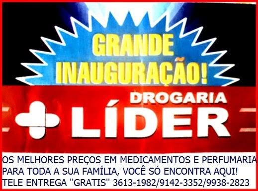 DROGARIA LÍDER