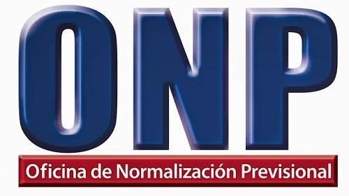 Logo Oficina de Normalización Previsional